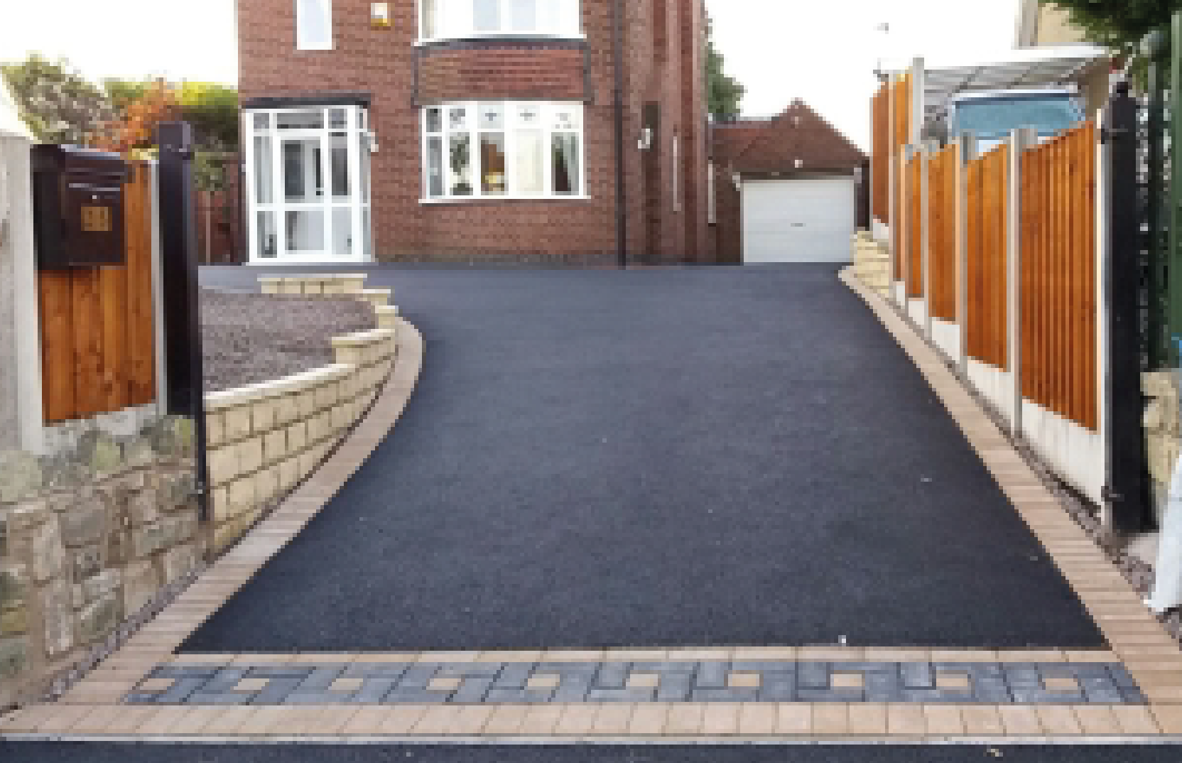 The Tarmac trend is steadily rising largely due to the exceeding amount of benefits it provides for your outdoor space. From being a quick fix in the efficient installation process to the impermeable layer it provides, the low cost and easily maintainable feature could be the perfect addition to your garden and drive.